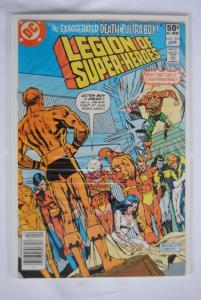 Legion of Super-Heroes 274