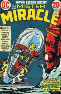 Mister Miracle (1st Series) #12 FN; DC | save on shipping - details inside