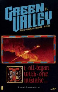 Green Valley #1A VF; Image   save on shipping - details inside