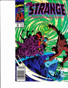 Doctor Strange Sorcerer Supreme #27