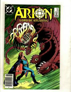 Lot Of 12 Arion DC Comic Books # 25 26 27 28 29 30 31 33 35 1 (Special) 2 5 WS14