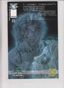 Rising Stars: Voices of the Dead #1 VF wizard world variant (limited to 250)