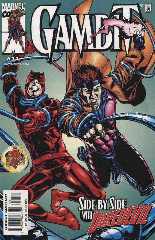 Gambit (5th Series) #11 VF/NM; Marvel | save on shipping - details inside