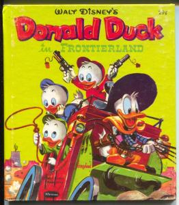 Donald Duck #2445 1957-Whitman-In Frontierland-Disney-Tell-A Talk-FN