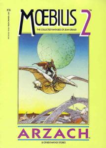 Moebius TPB #2 FN; Epic   save on shipping - details inside
