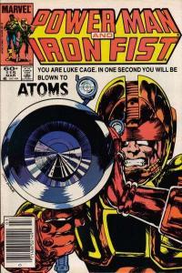 Power Man #115, Fine (Stock photo)