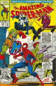 Amazing Spider-Man, The #367 FN; Marvel | save on shipping - details inside
