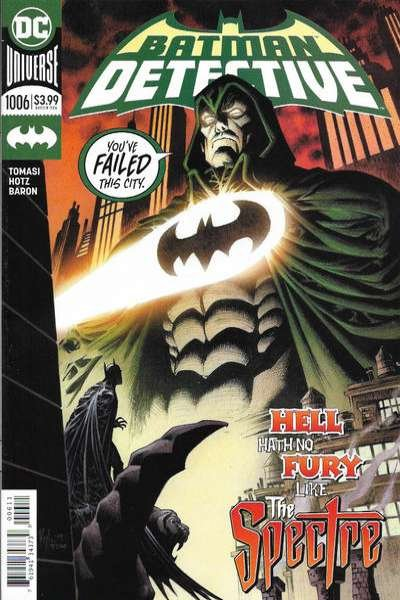Detective Comics (2016 series) #1006, NM (Stock photo)