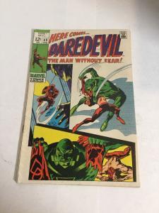Daredevil 49 Fn/Vf Fine/Very Fine 7.0 Silver Age