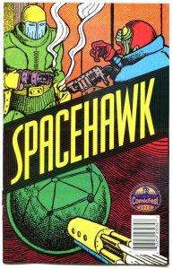 SPACEHAWK #1 Halloween ashcan, Promo, 2012, NM, Basil Wolverton, more in store