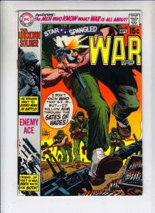 Star Spangled War Stories #152 (Sep-70) VF/NM High-Grade Unknown Soldier, Ene...