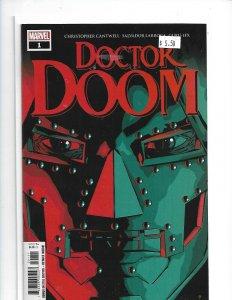 Doctor Doom #1  (2019)  NW03