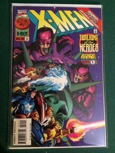 X-Men #55 Onslaught phase 1