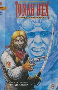 JONAH HEX TWO GUN MOJO (1993 VERTIGO) 4 VF-NM COMICS BOOK