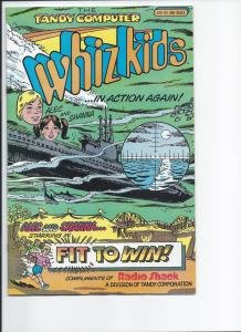 Whiz Kids Radio Shack Giveaway March, 1988 (VF/NM)
