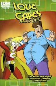 Love and Capes: What to Expect #5 VF/NM; IDW | save on shipping - details inside
