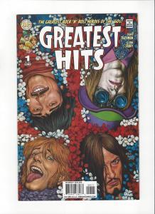 GREATEST HITS #1-#6 SET (NM) DC VERTIGO COMICS