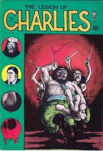 Legion of Charlies #1 VF (2nd) last gasp GREG IRONS dave sheridan TOM VEITCH