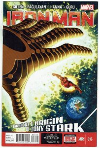 Iron Man #16 (2013 v5) Guardians of the Galaxy NM