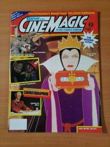 Starlog Presents CineMAGIC Magazine #36 ~ NEAR MINT NM ~ 1987 Disney Snow White