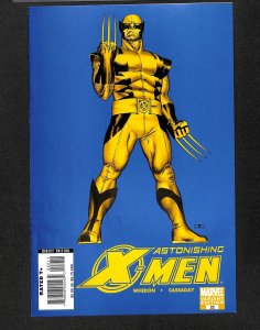 Astonishing X-Men #22 VF+ 8.5 Wolverine Variant
