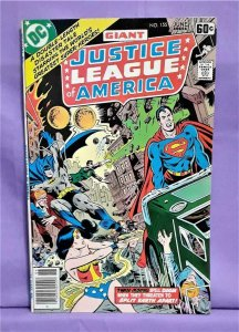 Gerry Conway JUSTICE LEAGUE of AMERICA #155 Dick Dillon (DC, 1978)!
