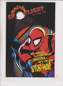 Marvel Spotlight vol. 1 #1 VF/NM SUPER RARE MARVEL COMICS PROMO spider-man 1995
