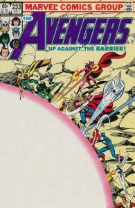 AVENGERS 231-325, 25-different, Marvel's Captain Americ