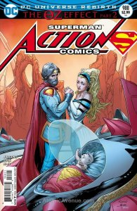Action Comics #988A VF/NM; DC | save on shipping - details inside