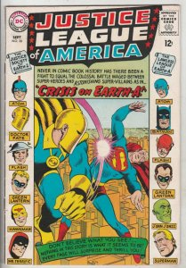 Justice League of America #38 (Sep-65) VF+ High-Grade Justice League of Ameri...