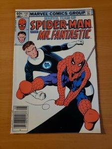 Marvel Team-Up #132 Newsstand Edition ~ NEAR MINT NM ~ 1983 Marvel Comics