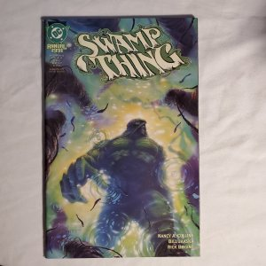Swamp Thing Annual 6 Very Fine-