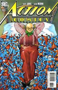 Action Comics (1938 series) #865, NM (Stock photo)