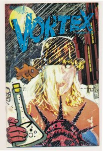 Vortex (1982) #15 VF