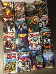Marvel Omnibus Collection 25 Total Amazing Spider-man Iron Man Hulk Thor X-men