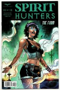 Spirit Hunters #12 Cvr C (Zenescope, 2017) VF/NM