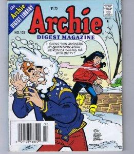 Archie Comics Digest #132 ORIGINAL Vintage 1994 Archie Comics