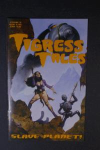 Mike Hoffman's Tigress Tales #2 Aug 2001