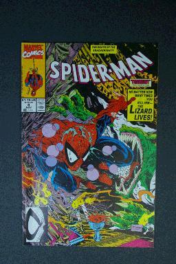 Spider-Man #4 Nov 1990 (1990 Series)