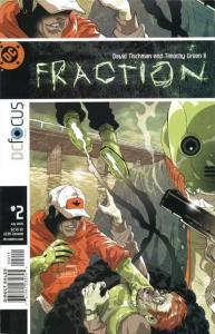 Fraction #2, NM- (Stock photo)