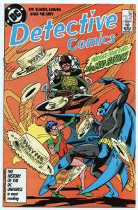 Detective Comics 573 Apr 1987 NM- (9.2)