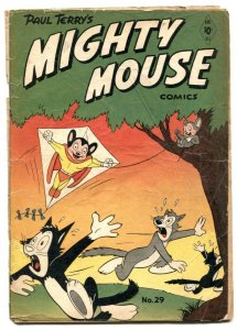 Mighty Mouse #29 1951- Golden Age comic FR