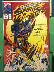 Ghost Rider & Blaze: Spirits of Vengeance #8