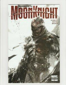 Vengeance of Moon Knight #2 (Marvel 2009) Mattina Zombie Variant Cover NM
