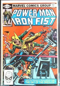 Power Man and Iron Fist #79 (1982)