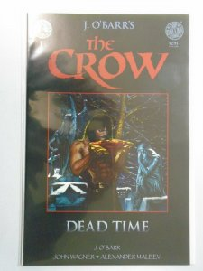 The Crow Dead Time #1 8.0 VF (1996 Kitchen Sink)