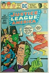 JUSTICE LEAGUE OF AMERICA#125 VF 1975 DC BRONZE AGE COMICS