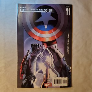 Ultimates2 11 Near Mint- Cover by Bryan Hitch