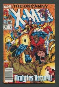 Uncanny X-Men #298 (1st Series 1963) /  7.0 FN/VFN    March 1993