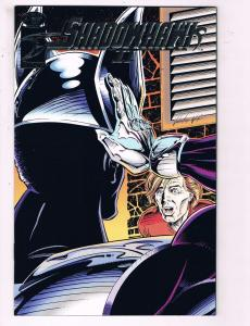 Shadowhawk 2 #2 VF Image Comics Comic Book Valentino 1993 DE18